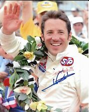 MARIO ANDRETTI SIGNED 8X10 PHOTO INDY 500 1969 WINNER INDIANAPOLIS 2018 CARS H