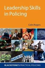 Leadership Skills in Policing by Colin Rogers (2008, Hardcover)