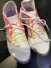 Women's Puma Pearl Cage Sophia Webster Pink Multicolor  Limited Edition Uk4
