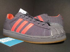 2005 ADIDAS SUPERSTAR 1 MUSIC RED HOT CHILI PEPPERS GREY BLACK CAMPUS 133749 8