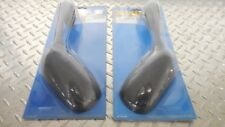 00-01 Yamaha R1 Mirrors Left and Right Mirror Set CARBON