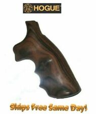 Hogue Taurus Medium Large Frame Square Butt Revolvers, Hardwood Grip New! 66300
