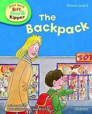 Oxford Reading Tree Read With Biff, Chip, and Kipper: Phonics: Level 3: The Back