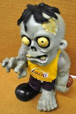 LA Los Angeles Lakers - ZOMBIE - Decorative Garden Gnome Figure Statue NEW NBA