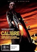 Calibre 9 (DVD, 2013) - Region 4