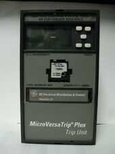 MICROVERSATRIP PLUS TRIP UNIT( ANY FUNCTIONS OR AMPERAGE YOU NEED) AK OR POWER B