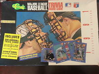 Classic Major League Baseball Trivia Board Game / 1991