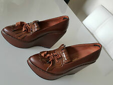 """chaussure plate-forme femme """"CLERGERIE"""" pointure 5"""