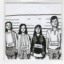 (FC974) Joanna Gruesome, Anti-Parent Cowboy Killers - DJ CD