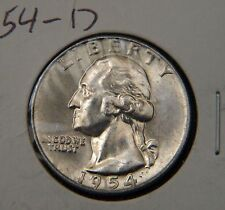1954-D Washington Quarter Choice BU  (C9708)