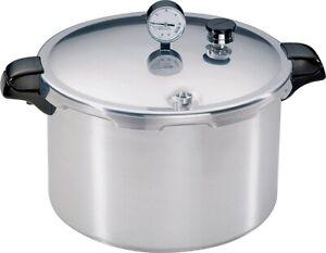NEW PRESTO 01755 PRESSURE CANNER COOKER 16 QUART NEW IN BOX SALE