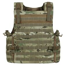 VOODOO TACTICAL ARMOR CARRIER VEST MAX PROTECTION 20-8399 / MULTICAM - NEW