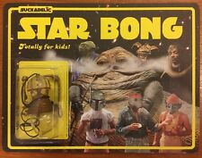 DKE Toys SUCKLORD NYCC 2016 Exclusive STAR BONG Star Wars Jabba