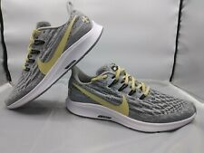 Nike Women's New Orleans Saints NFL Air Zoom Pegasus 36 Running Shoes, Size 11