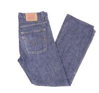 Levi's Levis Jeans 507 W33 L32 blau stonewashed 33/32 Bootcut -B1760