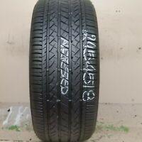 1 Tire 245 45 18 BRIDGESTONE POTENZA RE97AS (90% Tread) 100W