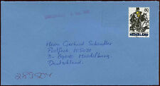 Netherlands 1993 Cover To Germany #C14442