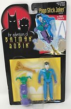 Adventures of Batman and Robin Pogo Stick Joker DC comics Kenner 1995