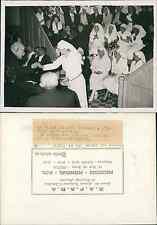 Paris, remise de prix à l'hôpital St Antoine Vintage silver print T