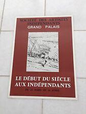 VINTAGE Francese Pubblicità Poster 1969 ANDRE durain fauvismo MATISSE ARTISTI