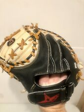 NEW- ALLSTAR CM1010BT YOUNG PRO SERIES YOUTH BASEBALL CATCHERS MITT GLOVE LHT
