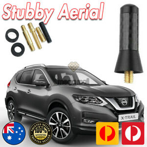 Antenna/Aerial Stubby Bee Sting fits Nissan X-Trail XTrail 2013-2020 Carbon 3.5c