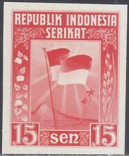 Indonesia - Indonesie Imperforated Stamp 1950 (39A)