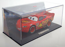 Schuco Disney Pixar Lightning McQueen from the movie Cars w/ Display 1/18 Scale