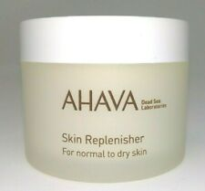 AHAVA Dead Sea Night Mineral Skin Replenisher Cream - Normal to Dry Skin 1.7 Oz