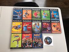 11 Kettlebell Kettle Worx Workout Dvd's & 3 Turbo Jam Beachbody Workout Dvd's