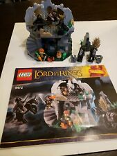 Lego The Lord Of The Rings 9472 Attack On Weathertop 100% Complete