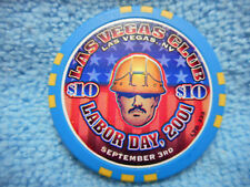 $10 Las Vegas Club 2001 Labor Day Casino Chip
