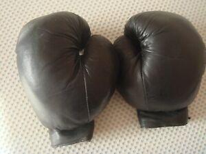 Vintage Old Soviet Boxing Gloves