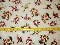 Trivoli  Flower Flowers Allover by Chong-Hwang CM4854 TT Cotton fabric Metallic