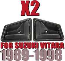 2 PZ MANIGLIE APERTURA PORTIERA DESTRA SINISTRA SUZUKI VITARA SIDEKICK 1989-1998