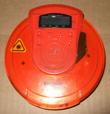 RARE Ascent ACD02-RD AM/FM Stereo Radio CD Player -TESTED- ESP+ Portable Discman