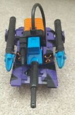 Megatron Transformers G2 púrpura Tanque Completo