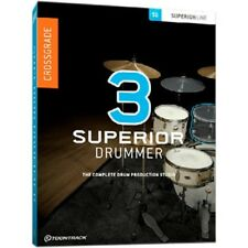 Toontrack Superior Drummer 3 Cross Grade from EZD2 *ELECTRONIC DOWNLOAD*