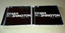 Dinah Washington - Mad about the Boy  - music cd 1& 2