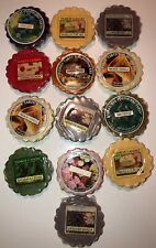 Yankee Candle NEW Lot of 13 assorted Mixed Wax Tart Melts FREE SHIPPING