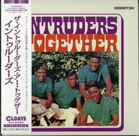INTRUDERS-THE INTRUDERS ARE TOGETHER-JAPAN MINI LP CD BONUS TRACK C94