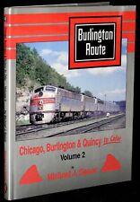 Michael J. Spoor / CHICAGO BURLINGTON & QUINCY IN COLOR VOLUME 2 1st ed #273706