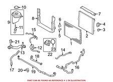 For BMW Genuine Radiator 17117576273