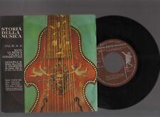 storia della musica disco 33 giri - vol.II - numero 11 G.S.Bach - musica strumen