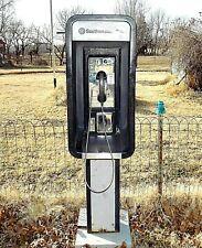 Single Slot Payphone in Southwestern Bell Telephone Pedestal