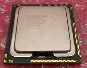 Intel Xeon SLBF5 Quad Core X5550 2.66Ghz Processor 8Mb Cache Socket LGA1366 CPU