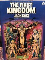 THE FIRST KINGDOM Fantasy Magazines # 1 -14 JACK KATZ STORY and ART Comics 1976