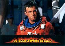 Armageddon Movie Foil Card 6