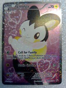 EMOLGA RC23/RC25 Legendary Treasures Full Art Ultra rare pokemon