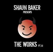 Shaun Baker - the works (CD)